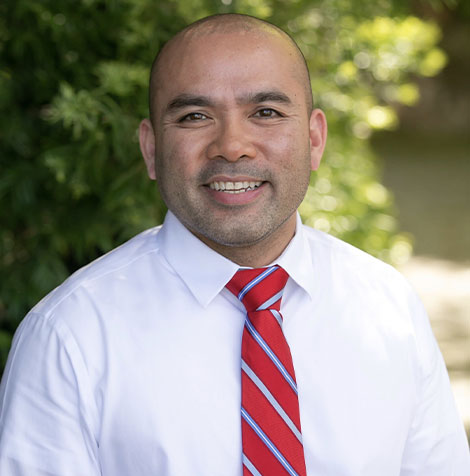 Photo of Dr. Mark Castillo Samson at Martin Family Chiropractic Centers