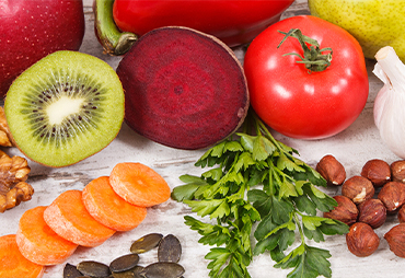 Image of food used to help reduce inflammation