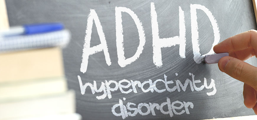 Patient experiencing ADHD and in need of a chiropractor